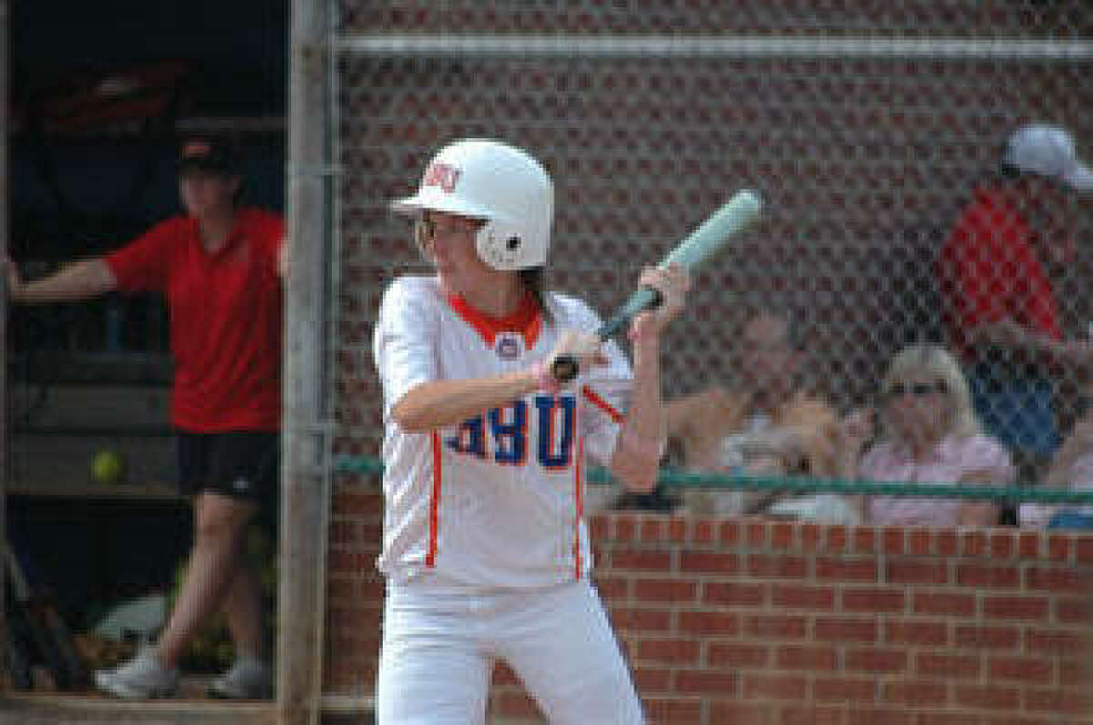 HBU outfielder Laine Skelton went 2-for-3 against Louisiana Monroe.