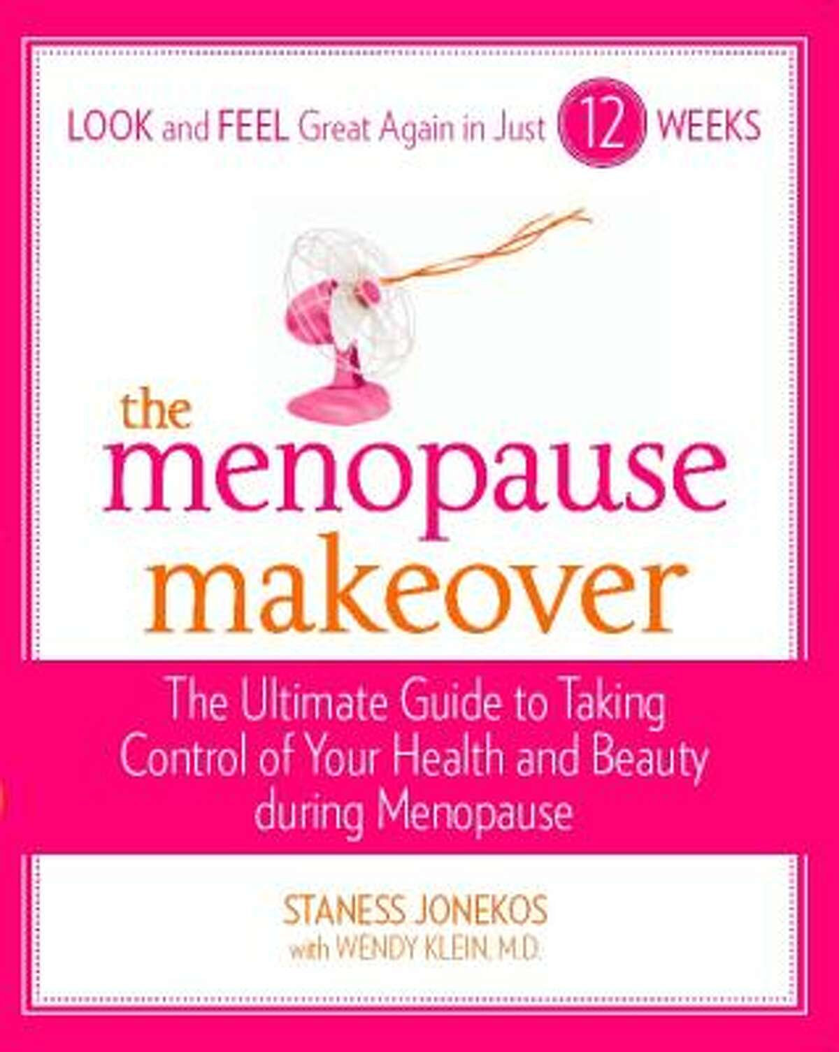 Jonekos is co-author of The Menopause Makeover, a 12-week program.