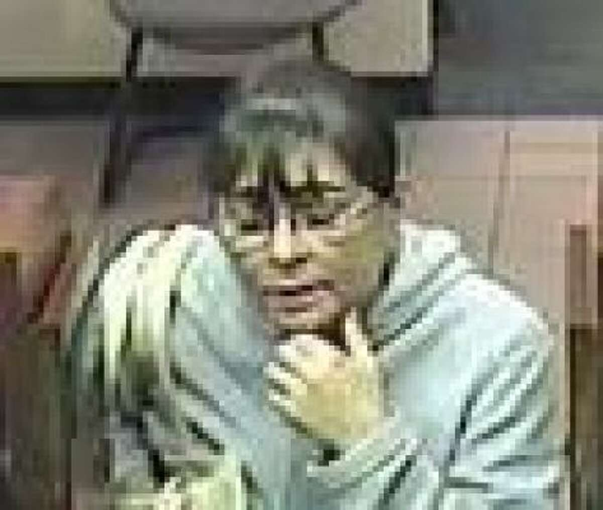 This woman is suspected of robbing a west Houston bank twice in the last two months, the FBI said.