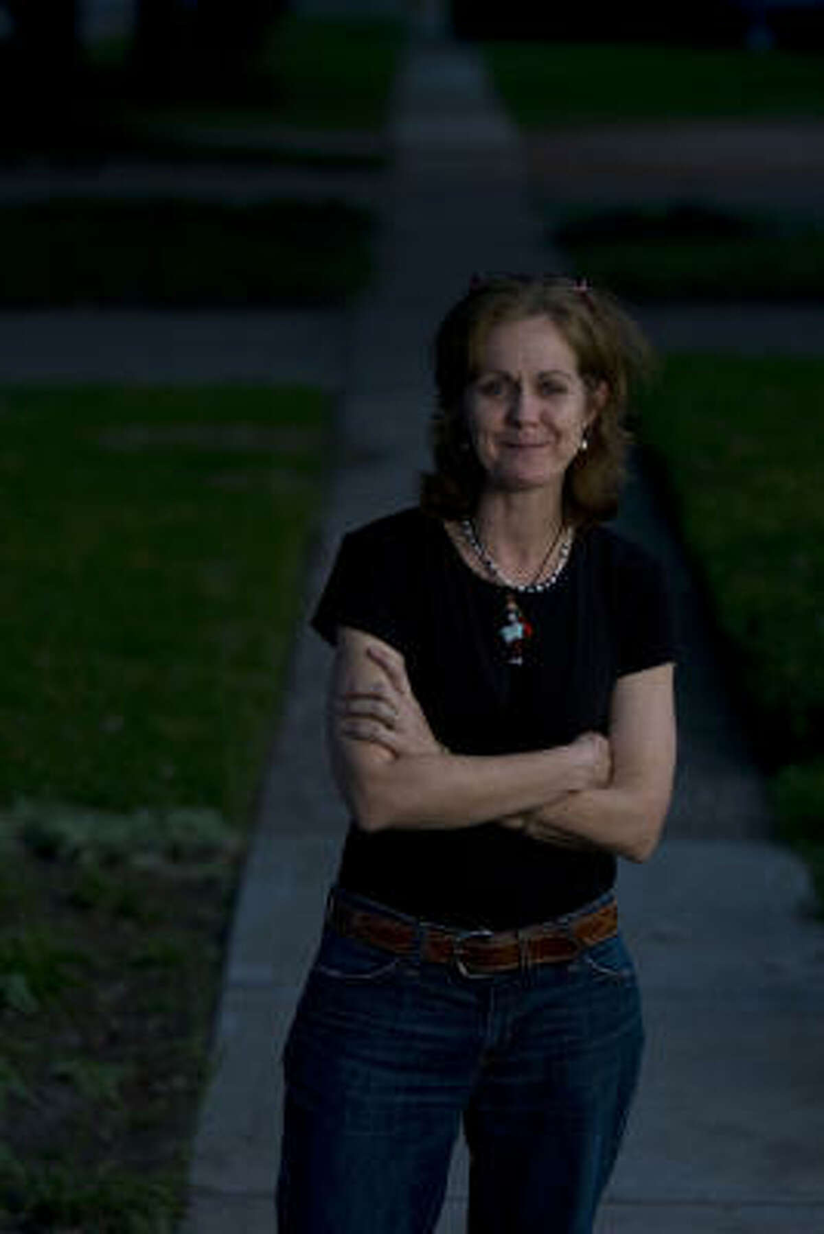 Mary Ellen Wolf, 50, was diagnosed with Attention-Deficit Hyperactivity Disorder (ADHD) five years ago.