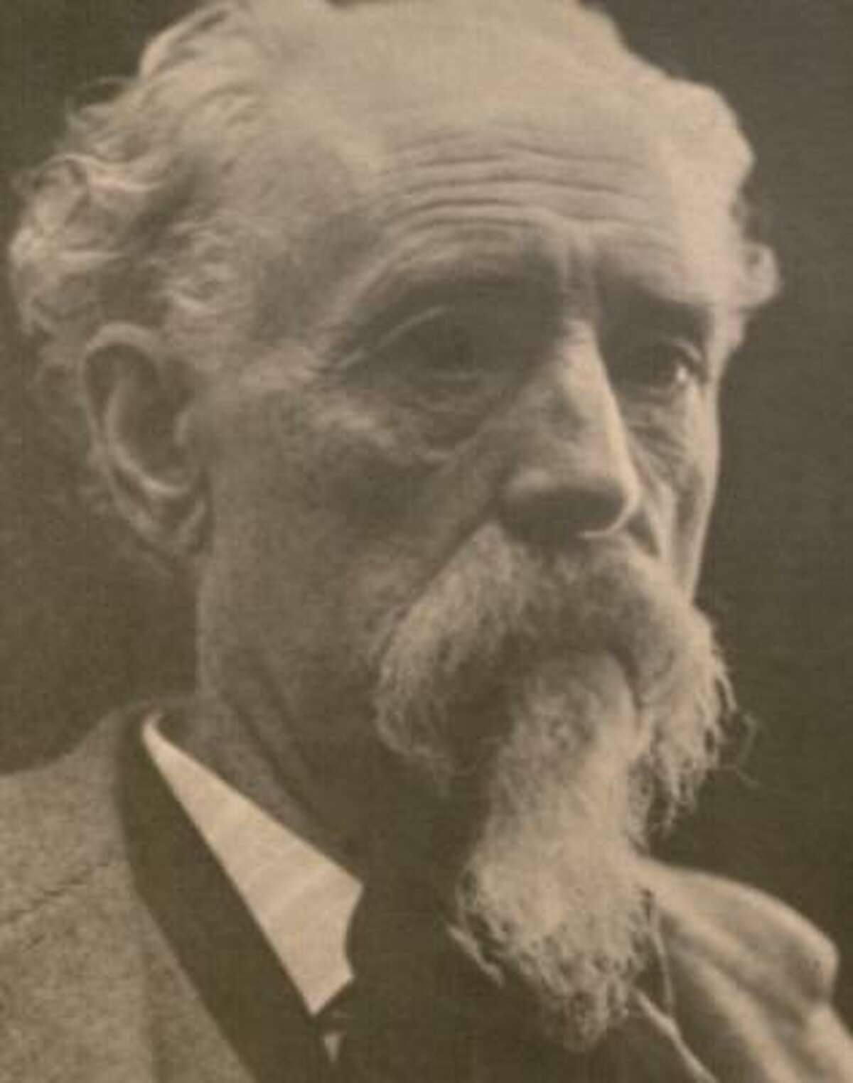 Henry McArdle taught art at a Texas college after making maps for the Confederate Navy in the Civil War.