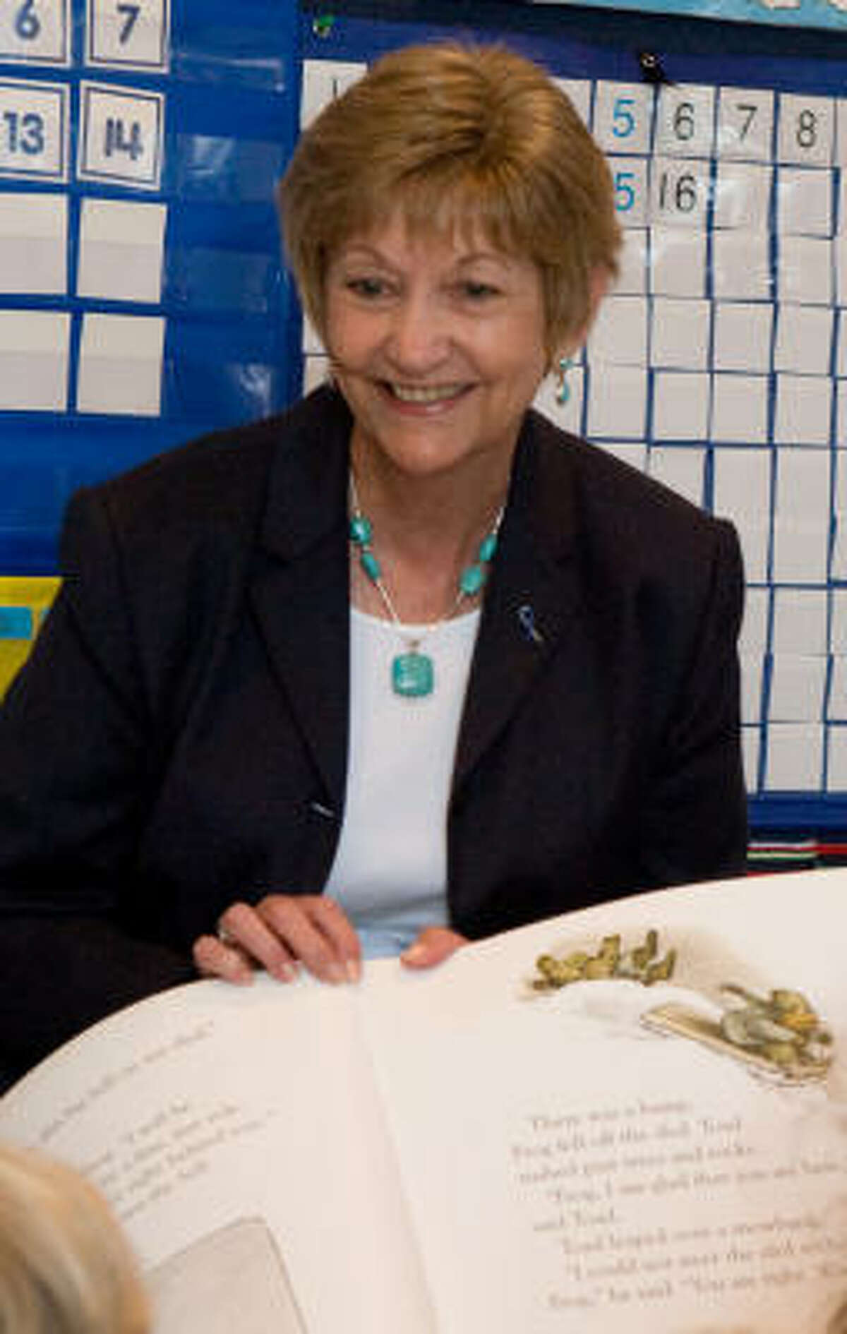 Many say Jane Stewart never wavered in her commitment to children.