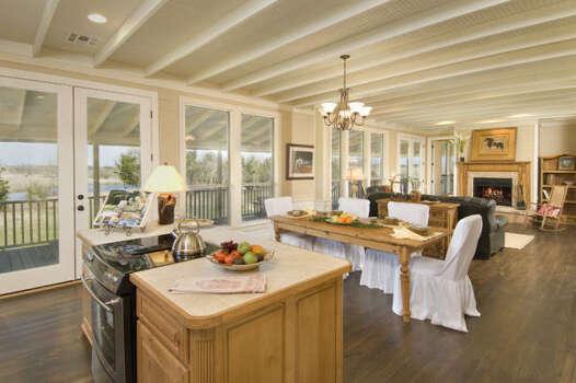 Modular home builder hopes to break new ground houston for Texas cottages builder