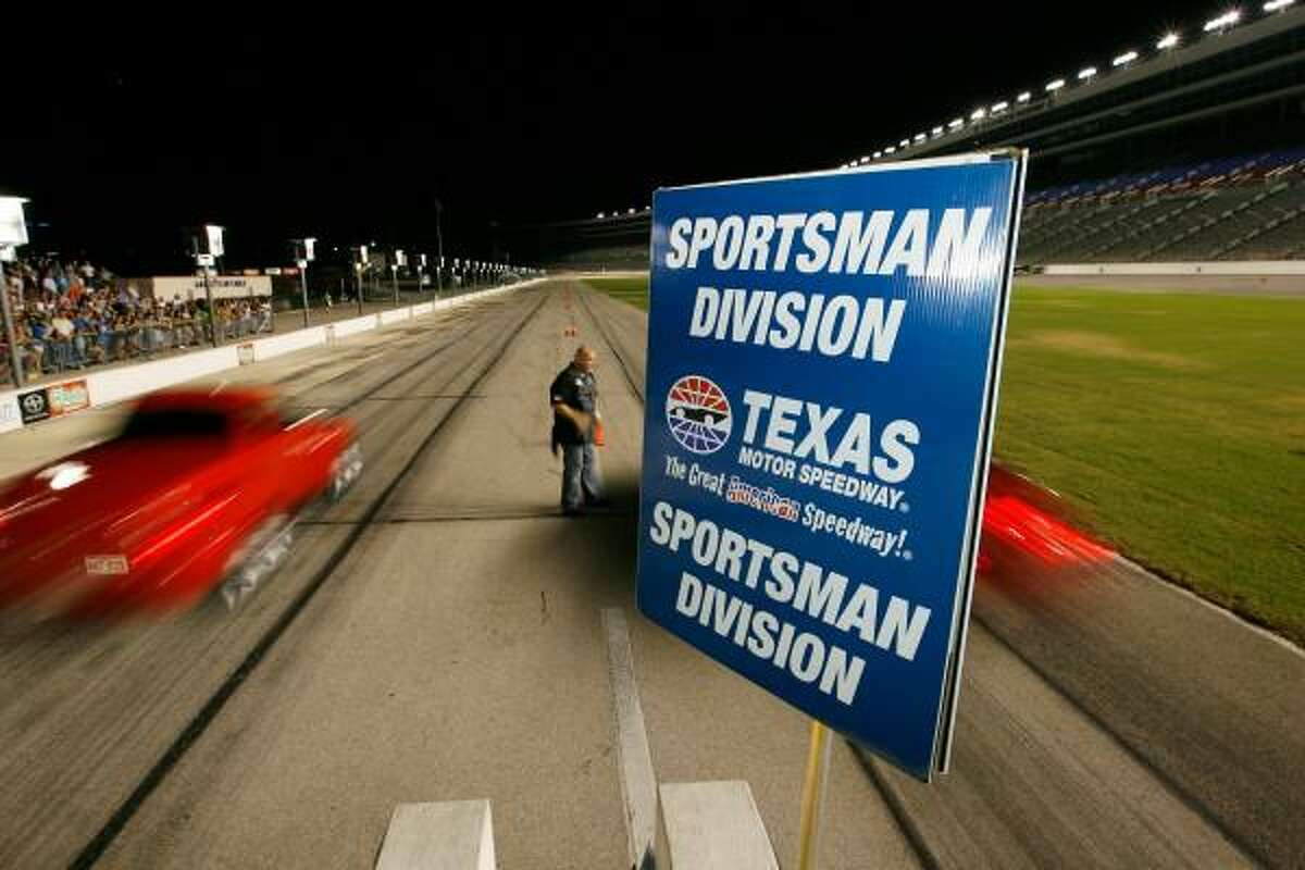 NASCAR, which has not announced its 2011 schedule, will open the TMS schedule, April 7-9.
