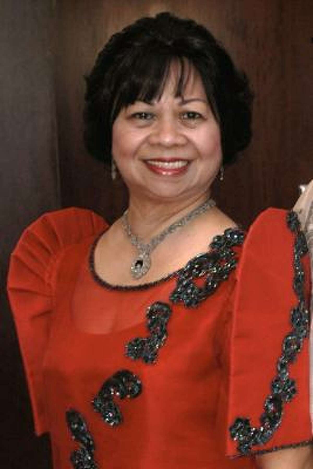 Community activist Norma Rieza Benzon raised scholarships, mobilized mobile medical drives and spearheaded relief efforts after catastrophes such as Hurricane Katrina.