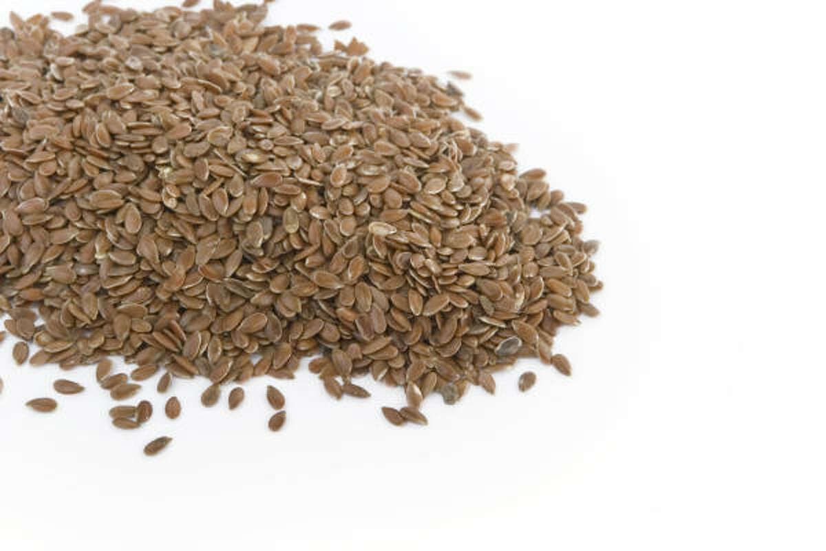 Healthful flaxseed