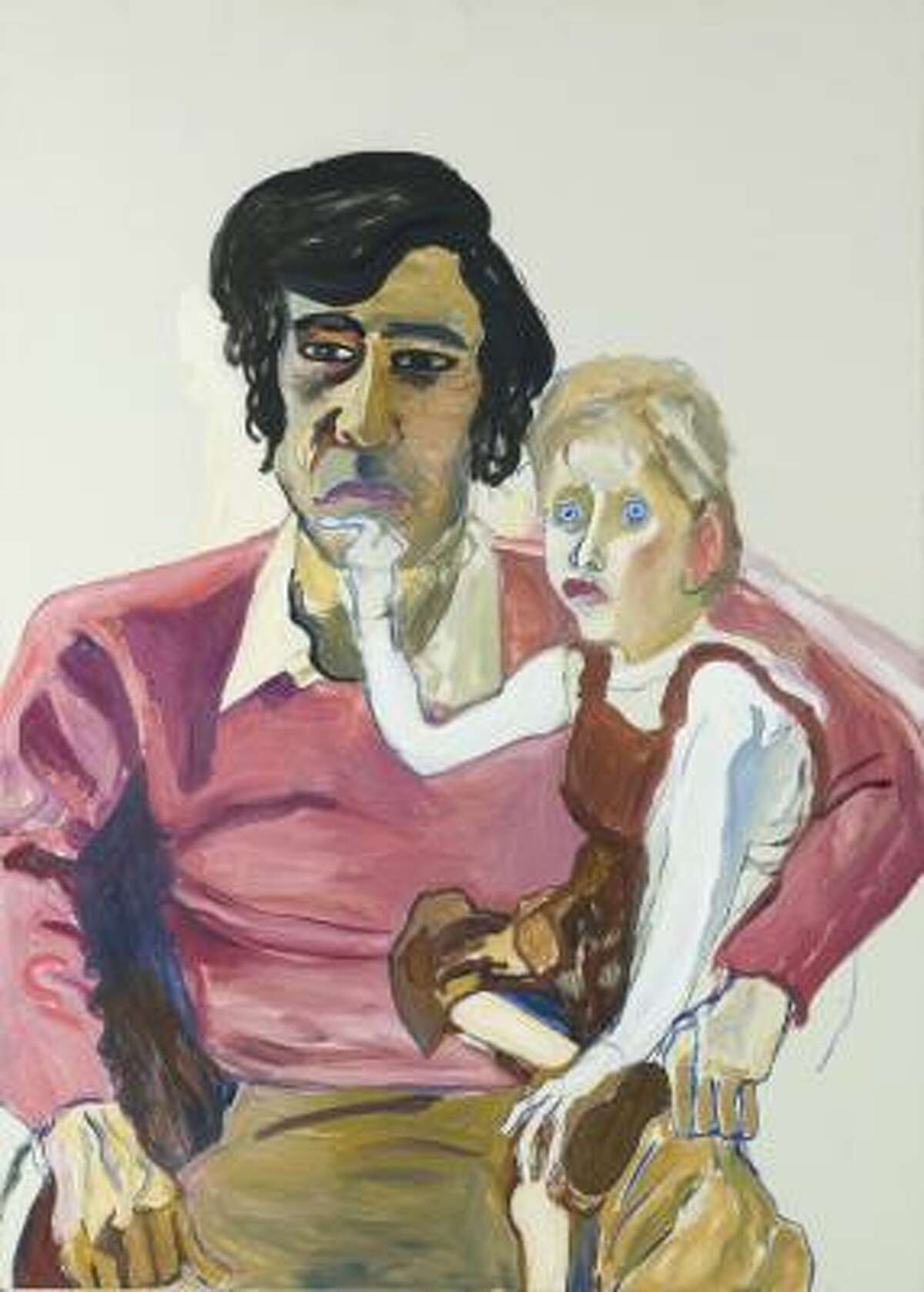 Don Perlis and Jonathan, 1984. Moderna Museet, Stockholm