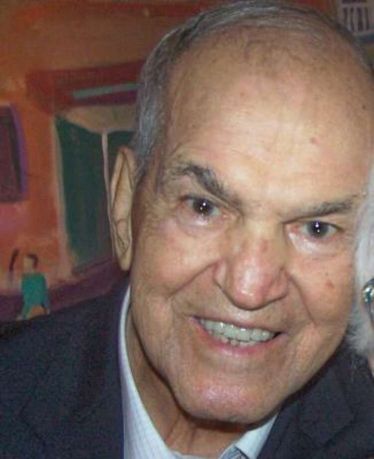 Ambrose Zubel was also a professor at UH. Photo: ALL