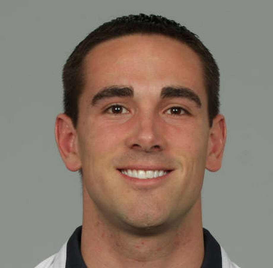 Texans offensive assistant Matt LaFleur worked closely with Kyle Shanahan, the team's former offensive coordinator. Photo: Houston Texans, Chronicle File