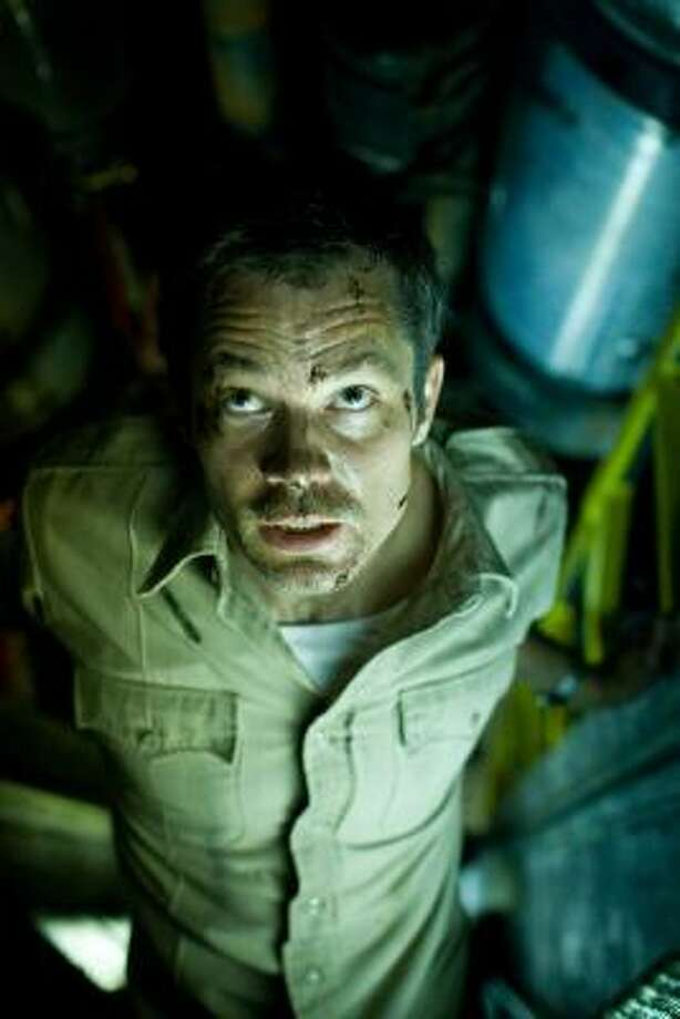 """Timothy Olyphant stars in the horror film """"The Crazies."""" Photo: SAEED ADYANI, ASSOCIATED PRESS 