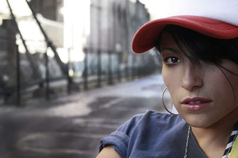 "Chilean hip-hop artist Ana Tijoux  describes rap music as ""the language of youth."" Photo: Nacional Records"