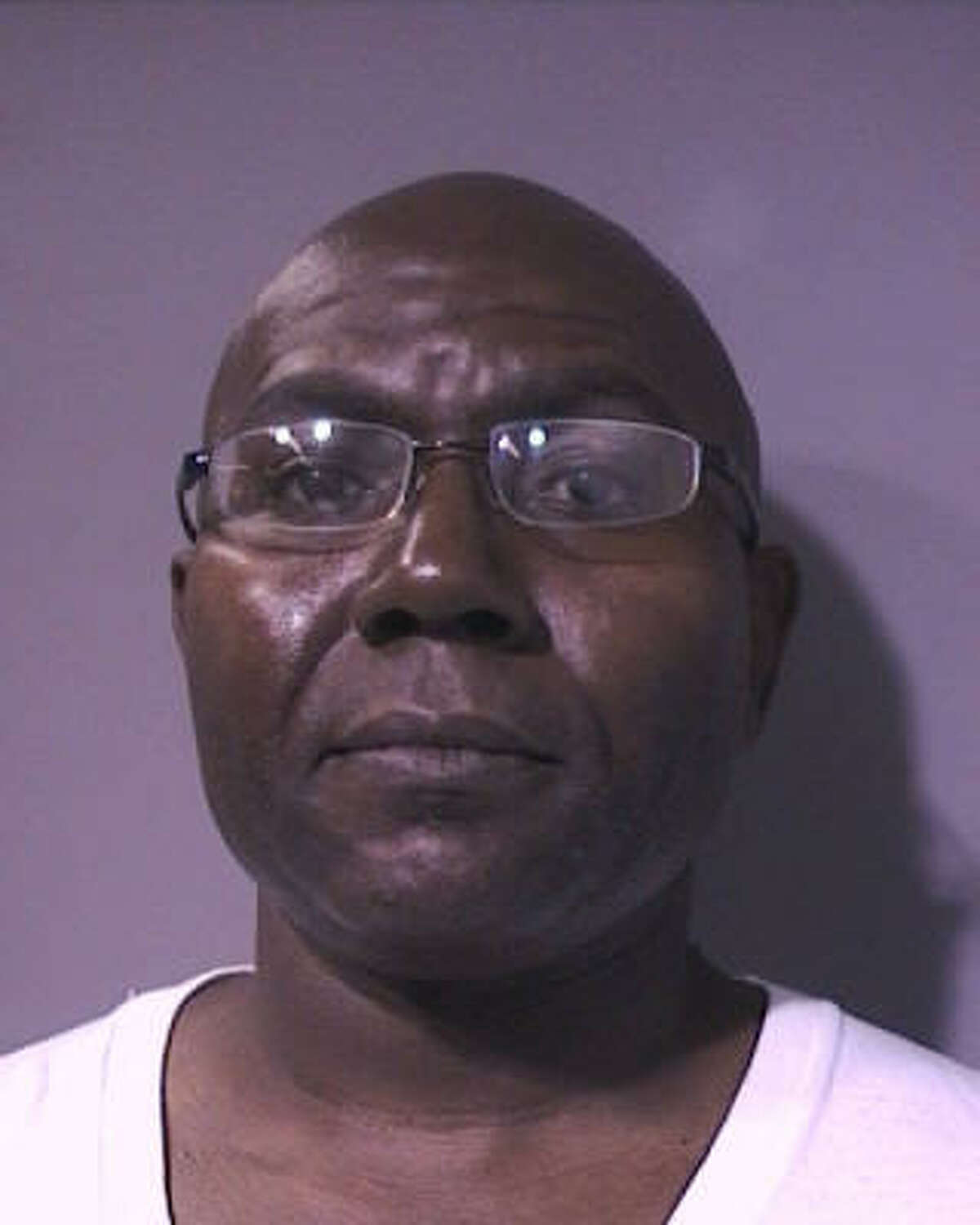 Henry L. Fairley appears in a photo provided by the Harris County Sheriff's Office.