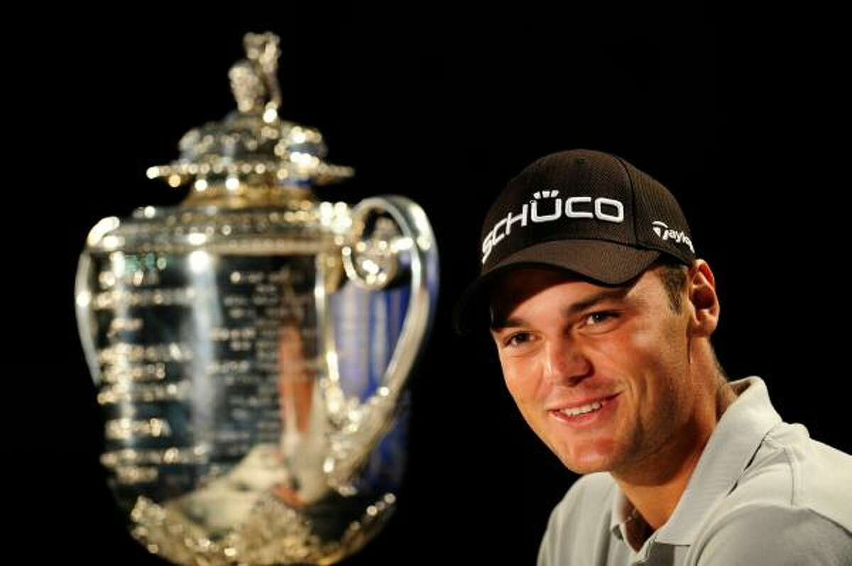 Martin Kaymer hit few spectacular shots but made even fewer mistakes on his way to the Wanamaker Trophy.