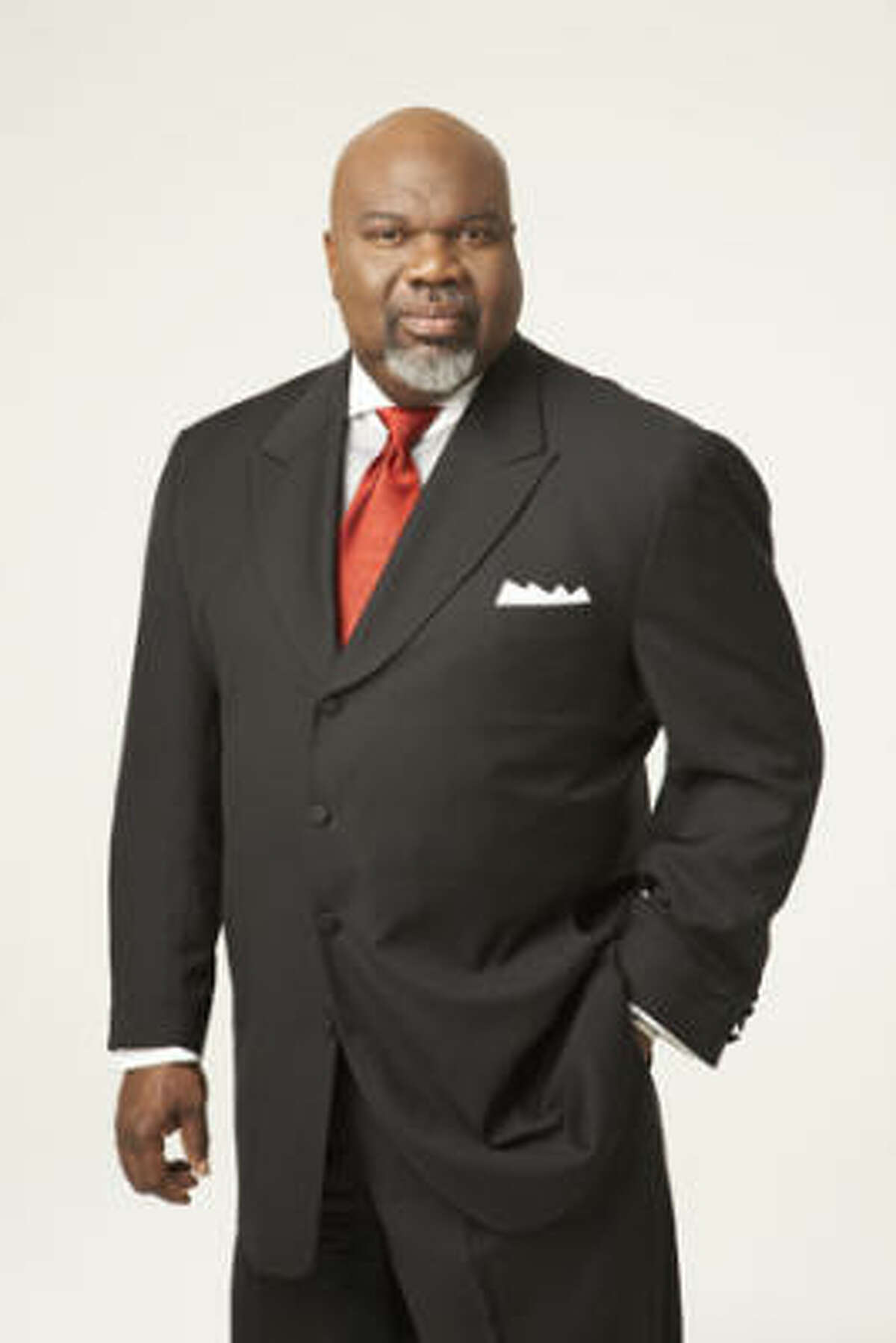 Bishop T.D. Jakes is pastor of The Potter's House in Dallas.