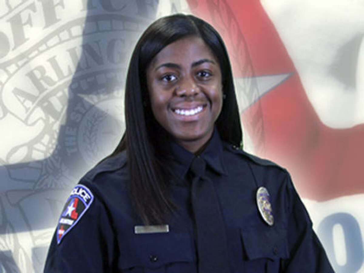 Rookie Officer Jillian Smith responded to an assault call alone.