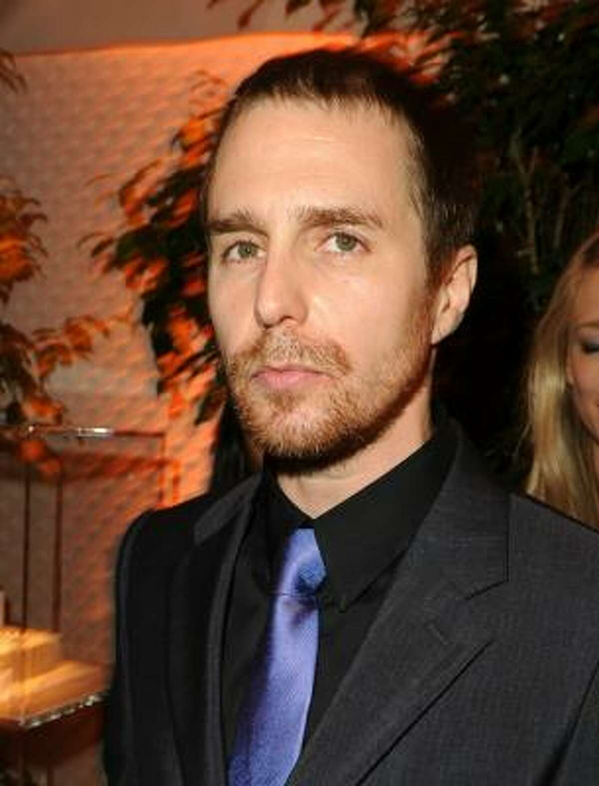 Up next for actor Sam Rockwell is a film called Cowboys & Aliens.
