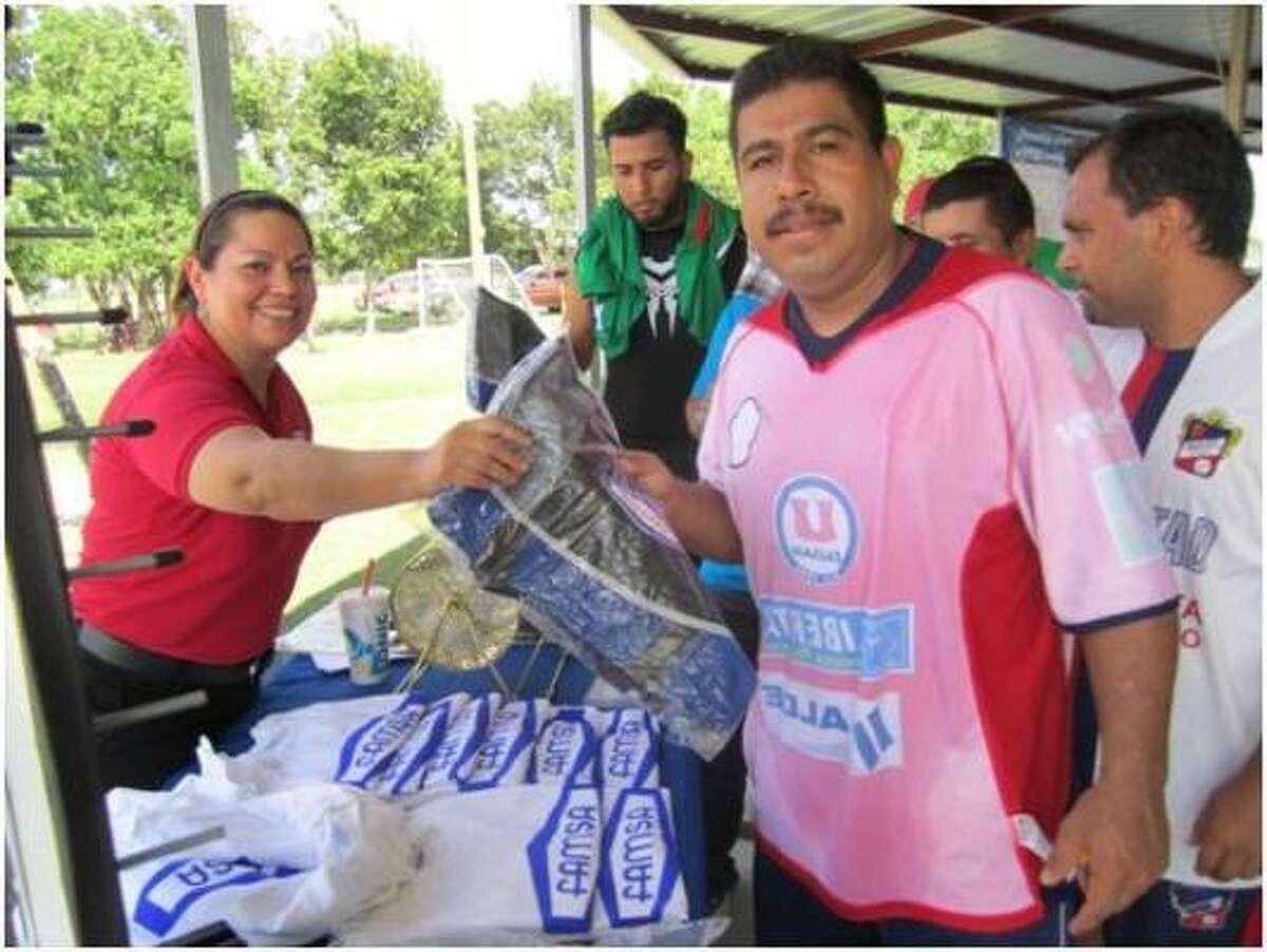 El apoyo de los patrocinadores en Houston, BBVA Compass y Famsa, fue fundamental para el éxito del torneo.