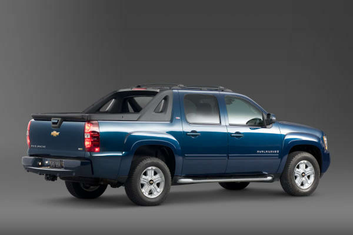 Chevy's 2010 Avalanche is available in three models. In two-wheel-drive form, the LS starts at $35,725; the LT at $38,830 and the LTZ at $45,815. Four-wheel drive adds $3,050.