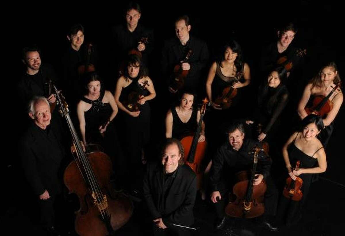 Mercury Baroque advances Baroque and Classical music.