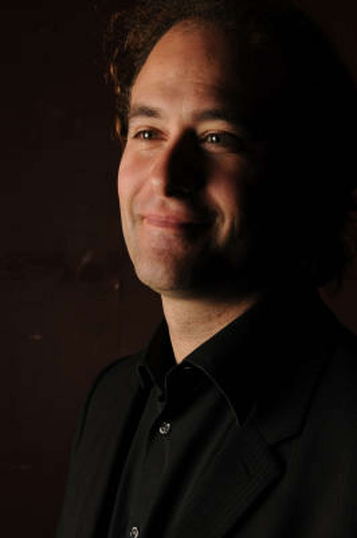 LOOKING AHEAD: Antoine Plante, artistic director and co-founder of Mercury Baroque, is gradually expanding the early-music ensemble's programming to include other music.