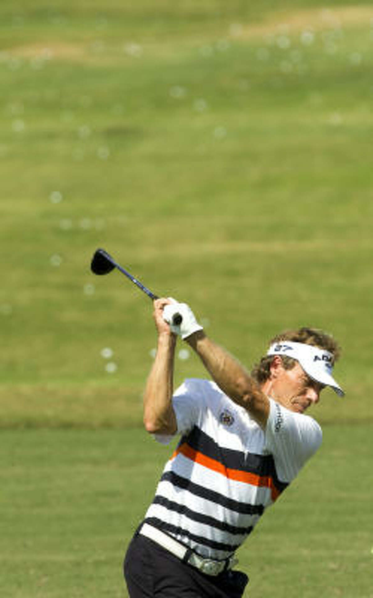 The only two-time winner in the history of the Classic, Bernhard Langer arrived at The Woodlands with a rather comfortable lead in the Champions Tour's Charles Schwab Cup points standings.