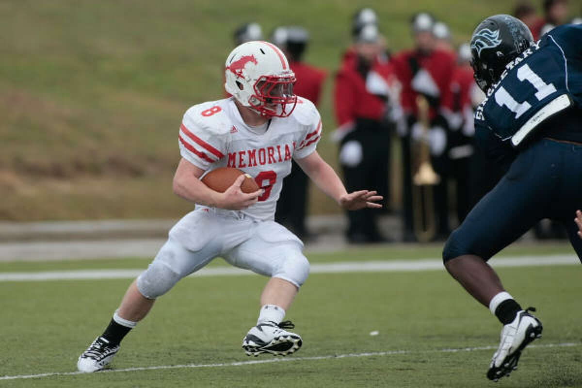 Justin White and Memorial are in the midst of its best playoff run since 1979.