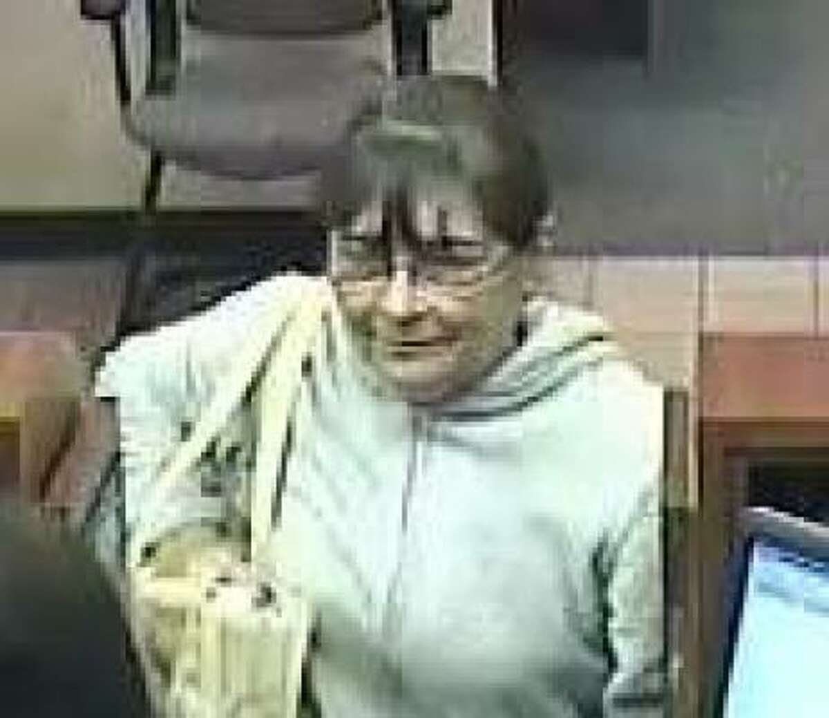 This woman robbed a west Houston bank branch in west Houston on Tuesday, the FBI said.