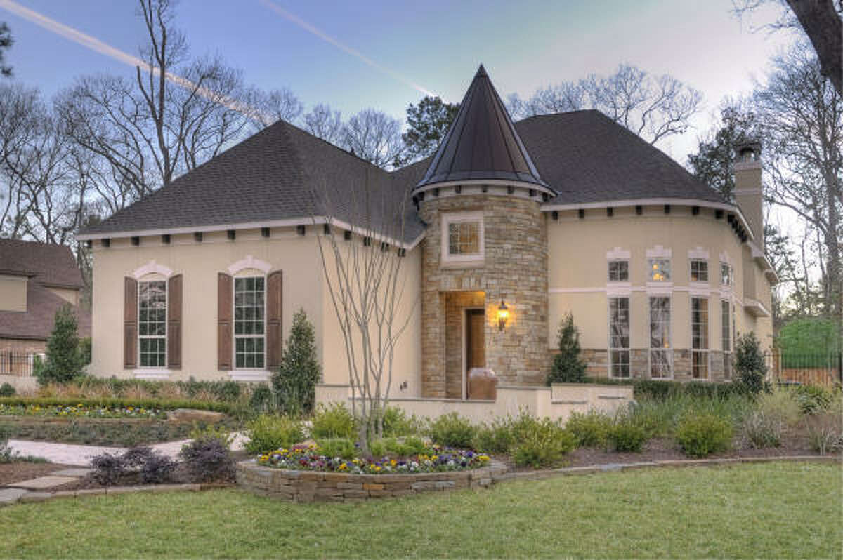 """GUEST BASKETS: """"Baskets Full of Fun"""" is the theme for a free picnic and home tour in the new Tupelo neighborhoods in The Woodlands' Village of Creekside Park. The event is set for 10 a.m. to 6 p.m. Saturday and Sunday, March 27-28, and Saturday, April 3. Pictured is the St. Michael Provincial by Toll Brothers, one of the models in the tour."""