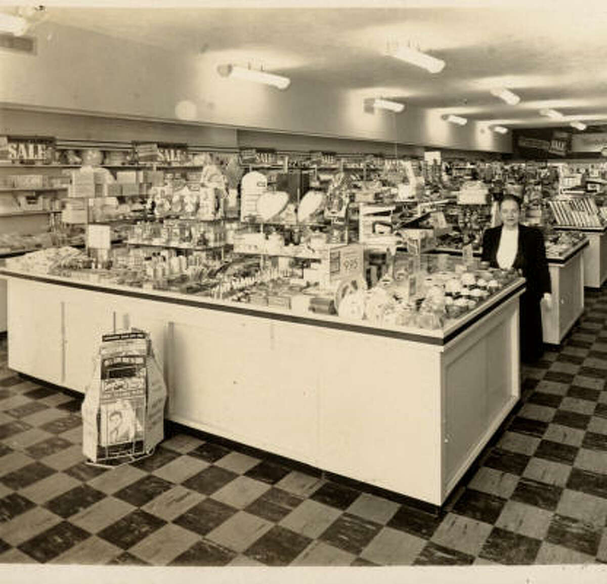Variety Fair opened on Dec, 9, 1948. Since then, the store has employed some 150 part-time workers.