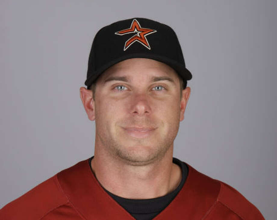 Brandon Backe pitched for the Astros from 2004-2009. Photo: Chronicle