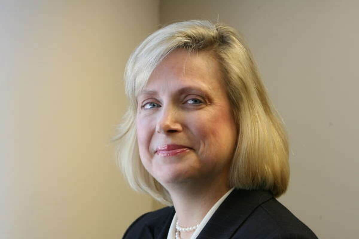 Stephanie Haynes is the new president of the Hotel & Lodging Association of Greater Houston.