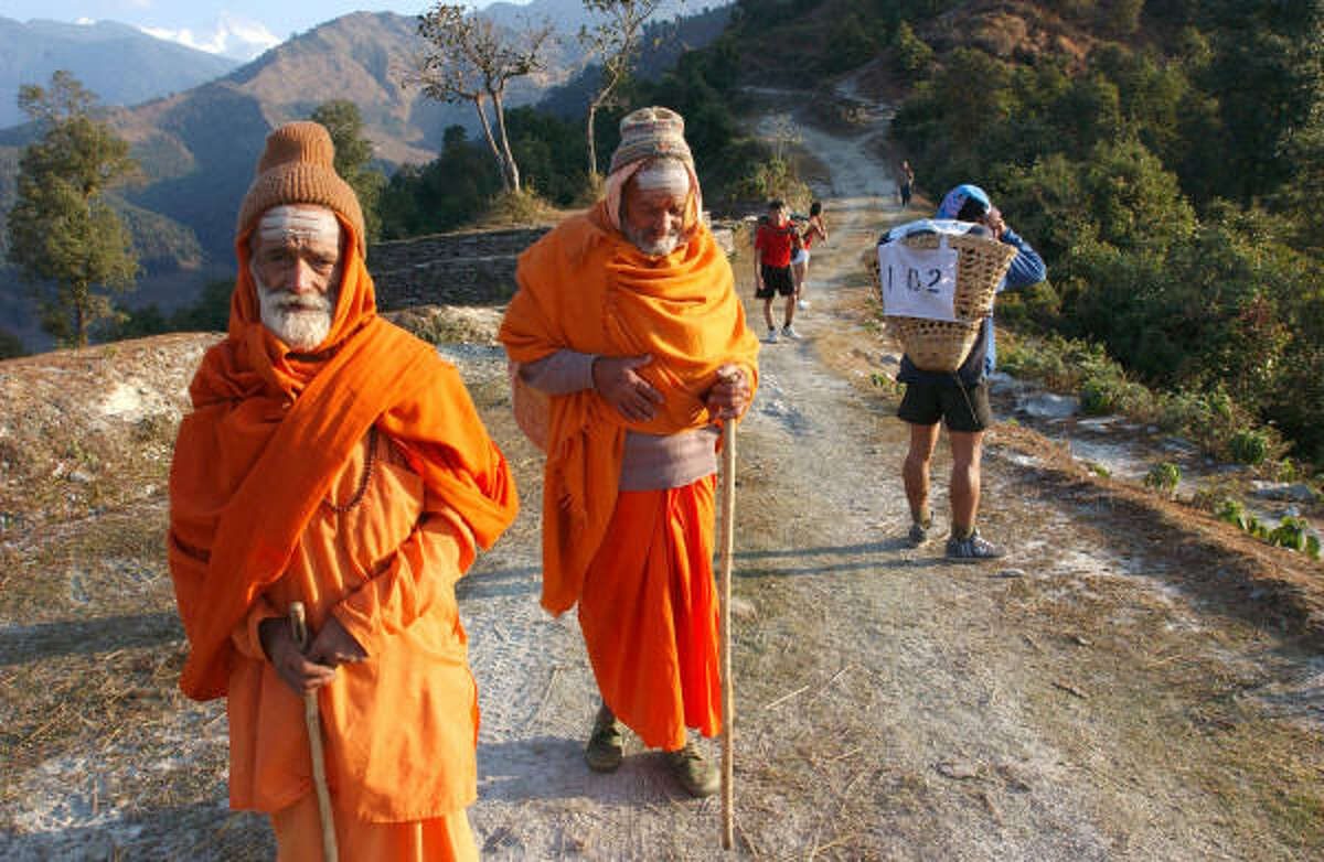 Some Nepalese groups wants Hinduism declared the national religion again.