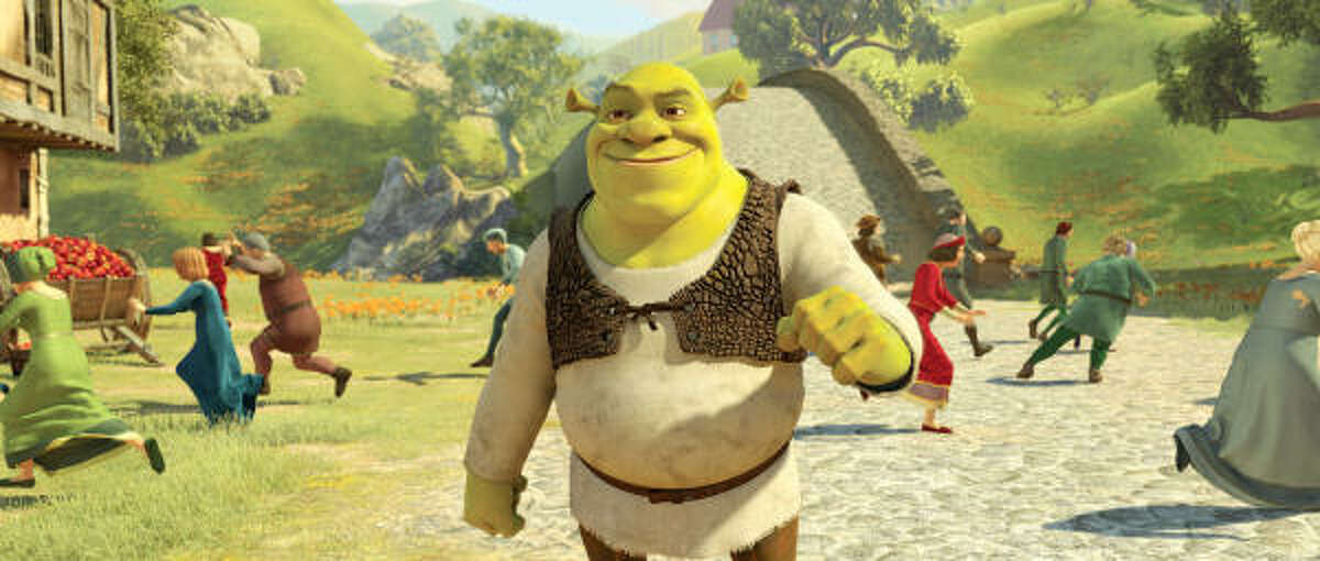 Families are packing theaters, continuing Shrek Forever After's success.