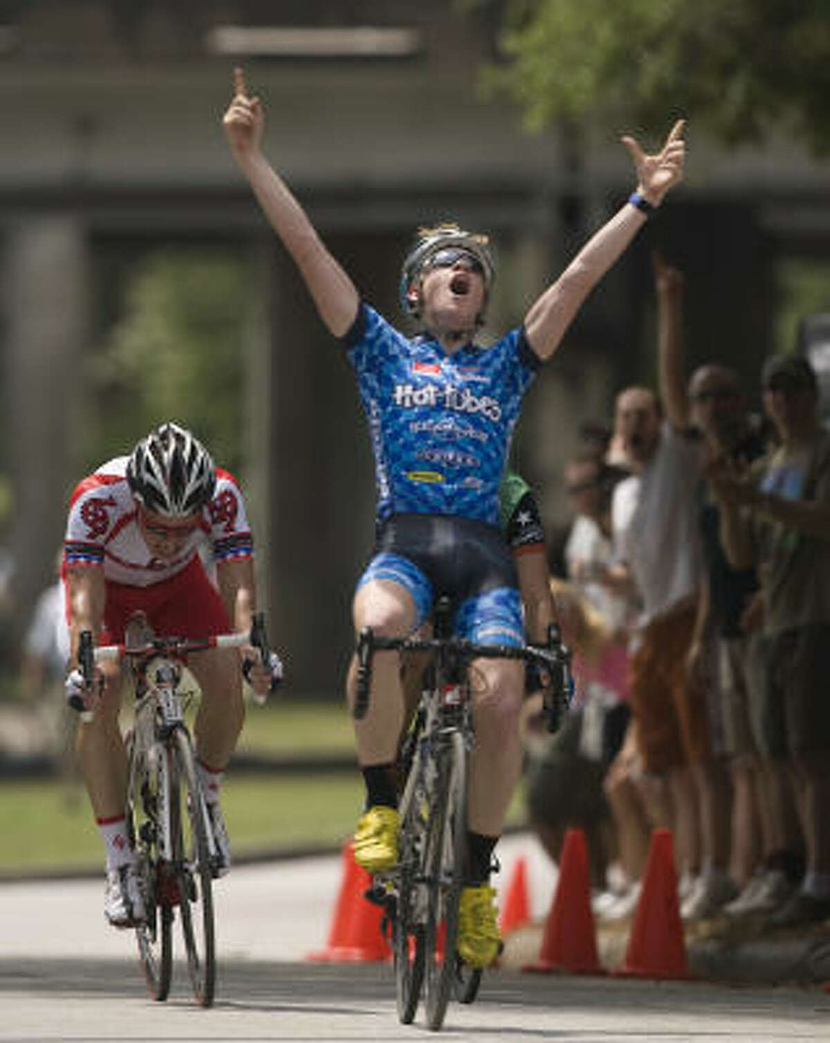 Lawson Craddock is drawing interest from several teams, including Lance Armstrong's.
