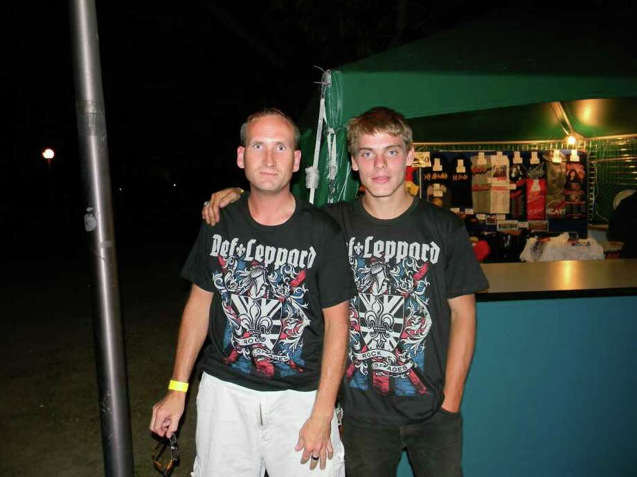 Were you Seen at Def Leppard and Heart at SPAC Photo: Frank Aguado
