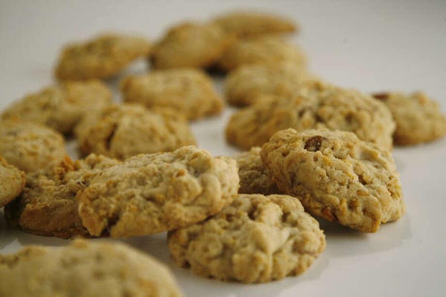 Corn Flake Cookies Photo: MAYRA BELTRÁN :, CHRONICLE