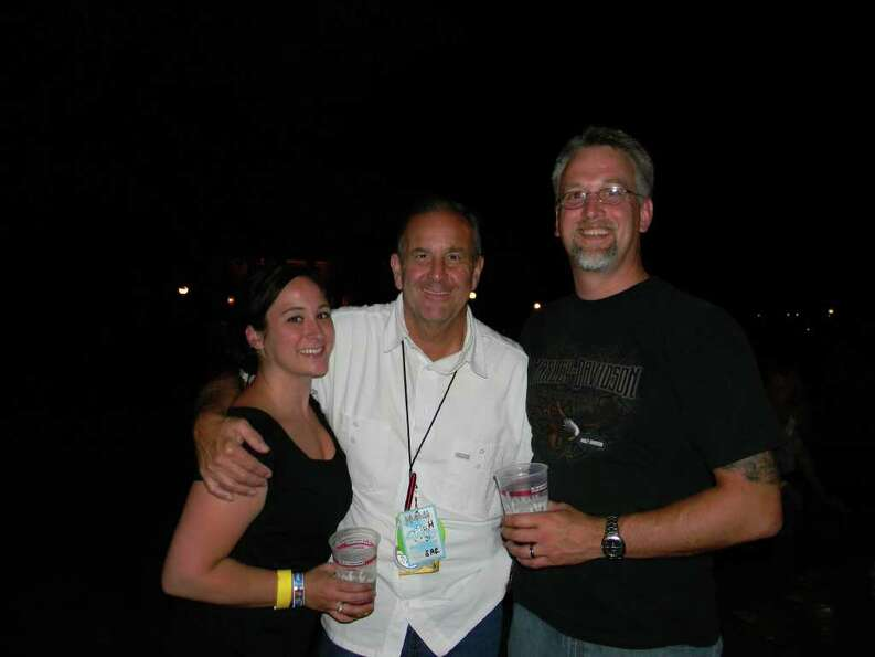 Were you Seen at Def Leppard and Heart at SPAC