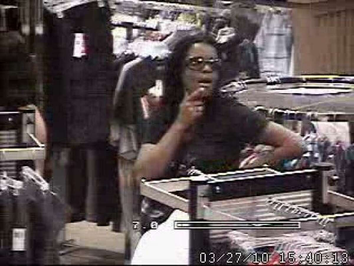 Crime Stoppers of Houston released this photo of the suspect.