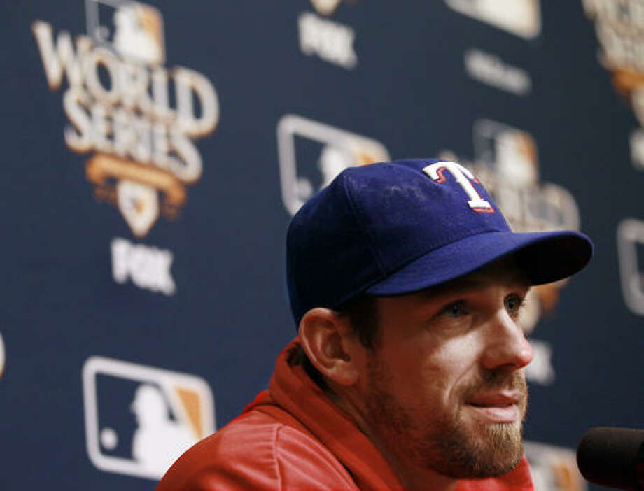 Cliff Lee's acquisition by the Rangers on July 10 transformed a decent rotation into a dominant one. Photo: Jeff Chiu, AP