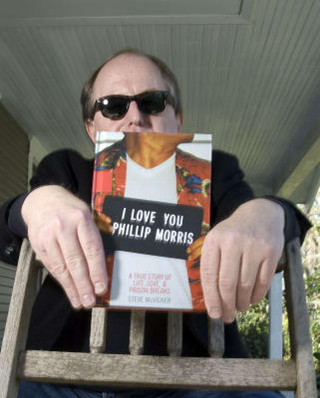 Ex-Chronicle writers Phillip Morris finally on big screen