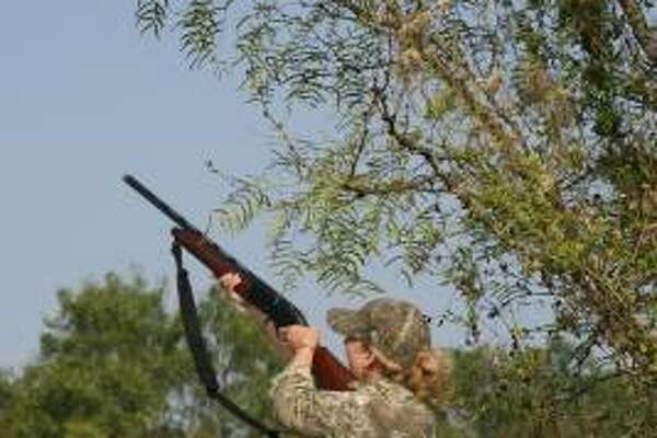 Dove hunters should make sure they have a valid hunting license and all required stamps.