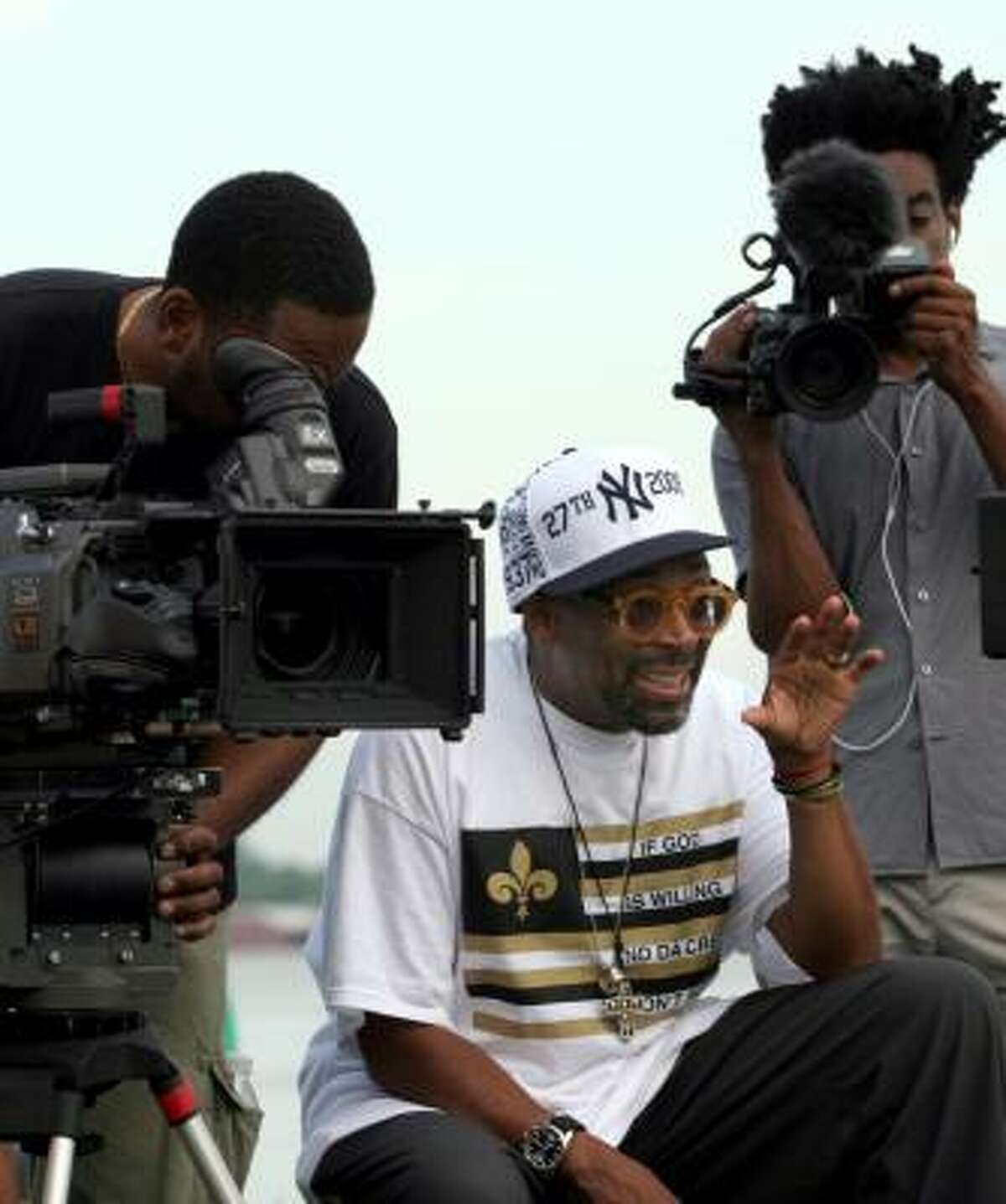 HBO will air Spike Lee's two-part, four-hour documentary, If God Is Willing and Da Creek Don't Rise.
