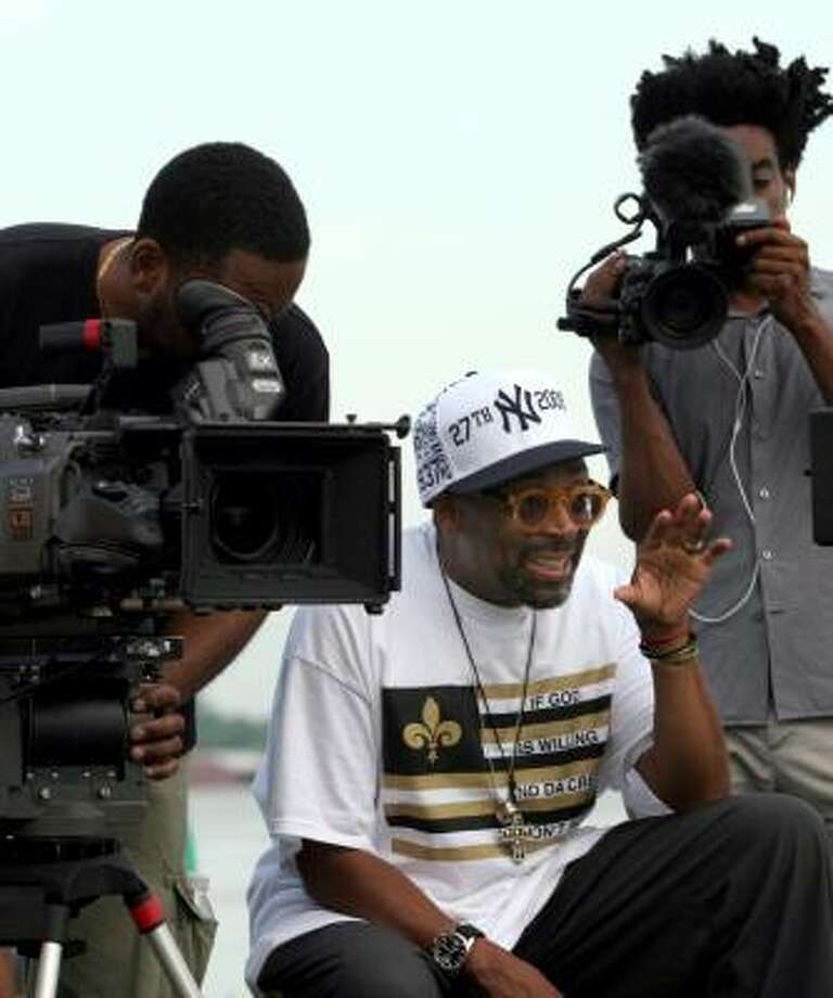HBO will air Spike Lee's two-part, four-hour documentary, If God Is Willing and Da Creek Don't Rise. Photo: Charlie Varley, HBO