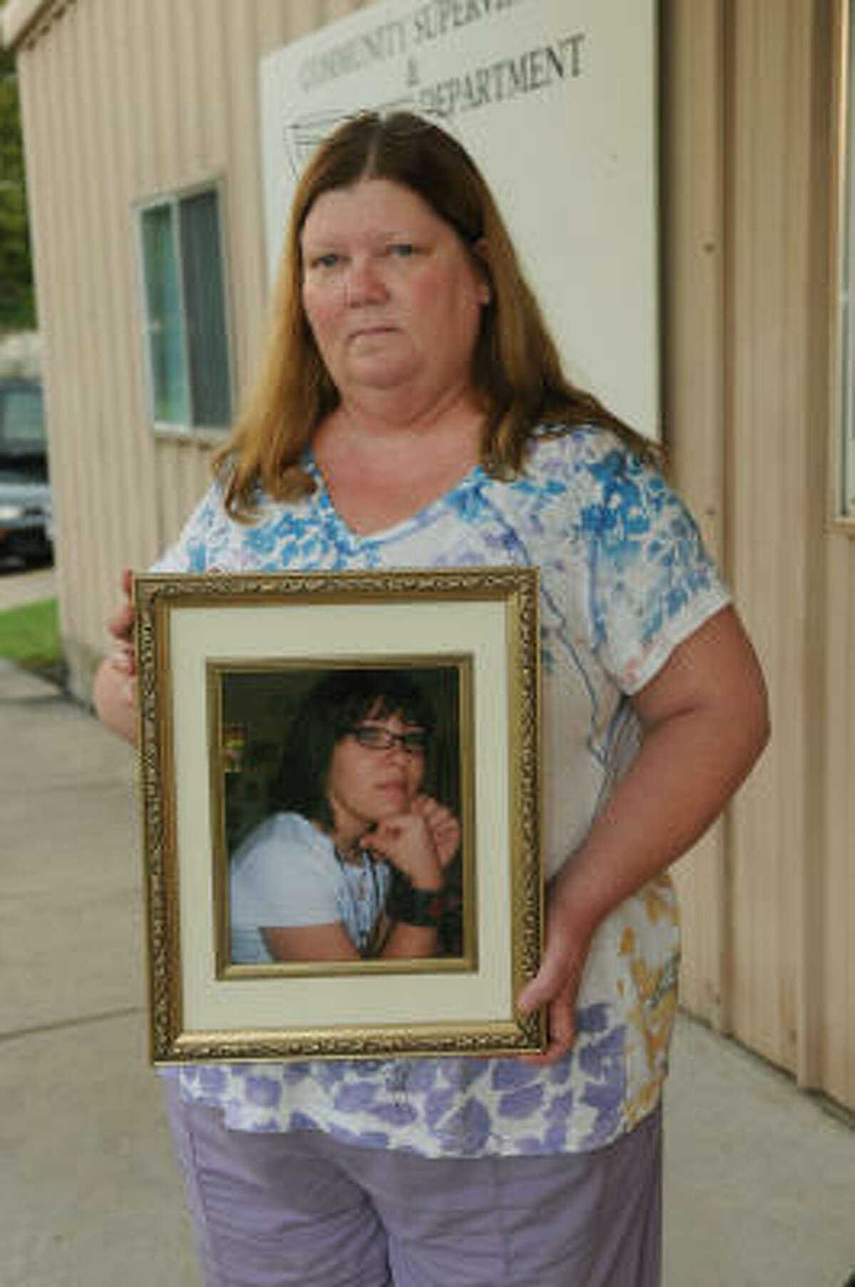 Valoree Lalime lost her daughter Nicole Lynn Lalime, 13, in 2008 when an impaired driver ran over her as she exited her school bus in northwest Houston.