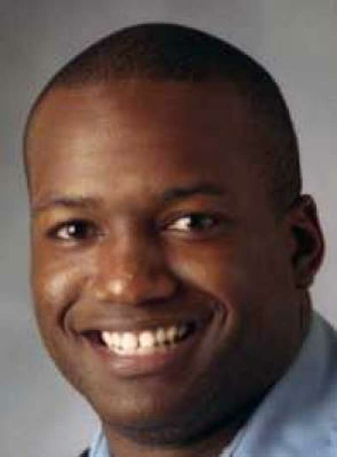 Demetrie Trevail Dixon joined HPD in 2009. Photo: City Of Houston