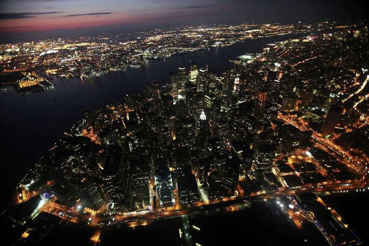 #3 New York, NY