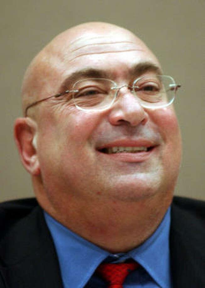 Marc Katz is a longtime owner of a popular Austin restaurant. Photo: Associated Press File