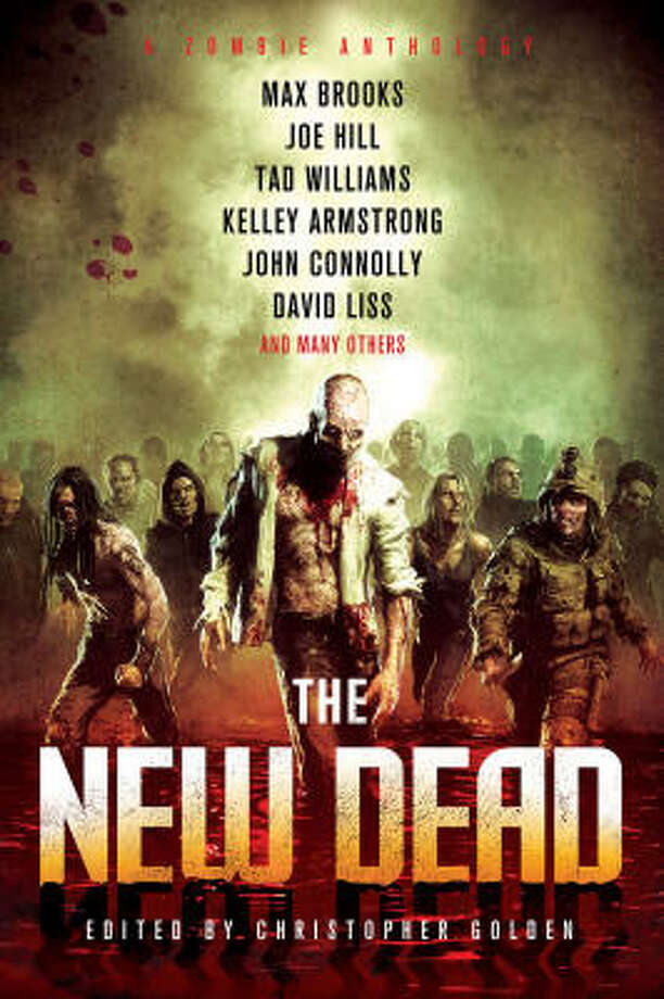 """The New Dead"" includes a story by San Antonio author David Liss. Photo: St. Martin's Griffin"