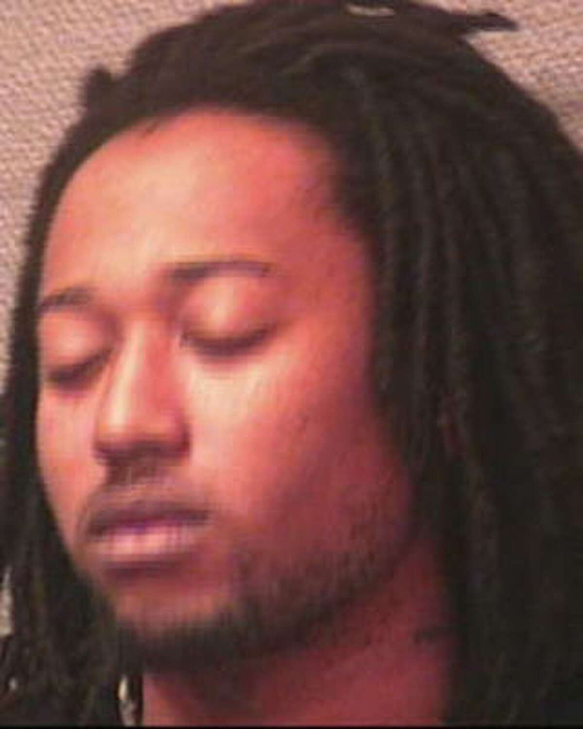 Police allege that Walter Allen was trying to use a check from a Federal Reserve bank.