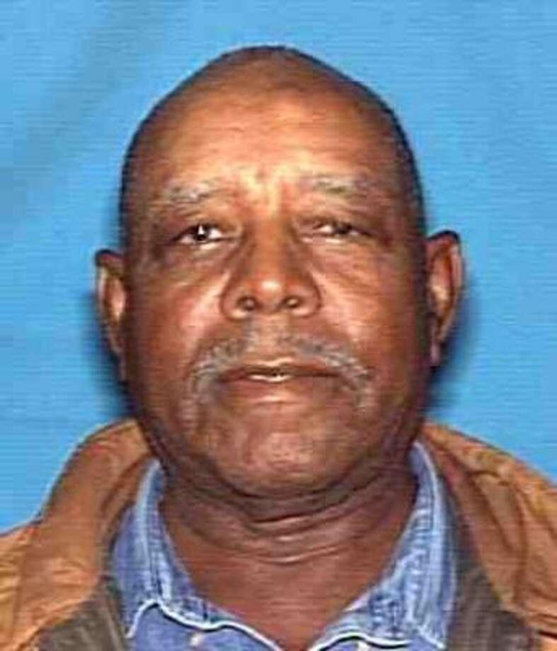George Washington, stepfather of suspect Maron Thomas. Photo: Texas Department Of Public Safety